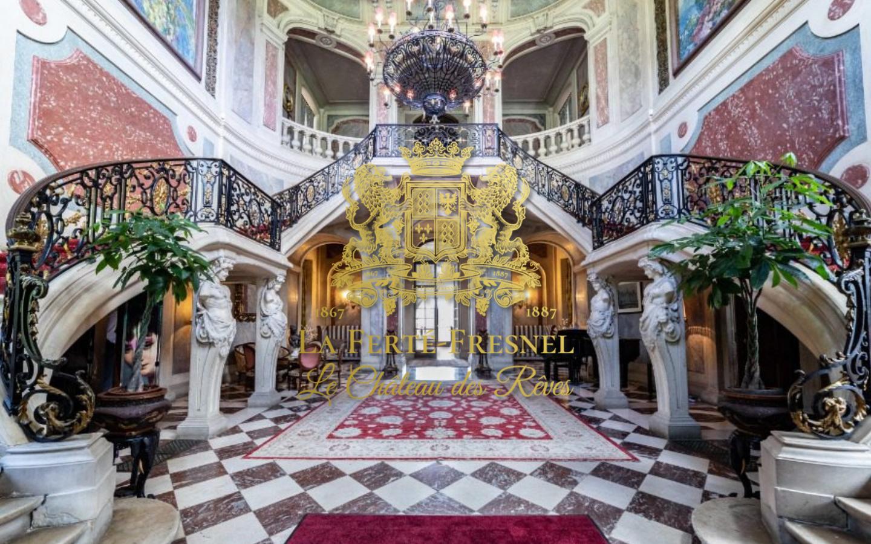 Bienvenue au Château des Rêves